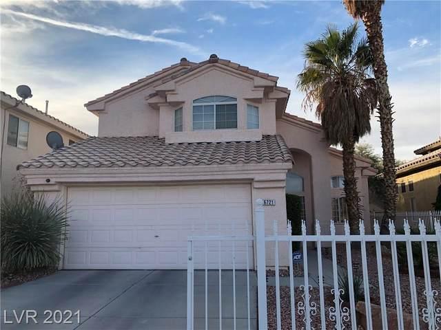 6721 Rancho Santa Fe Drive, Las Vegas, NV 89130 (MLS #2272431) :: The Perna Group