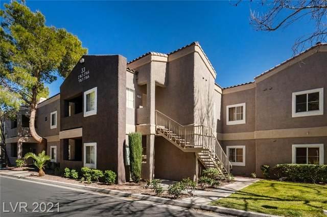 5250 Rainbow Boulevard #2162, Las Vegas, NV 89118 (MLS #2272440) :: Billy OKeefe | Berkshire Hathaway HomeServices