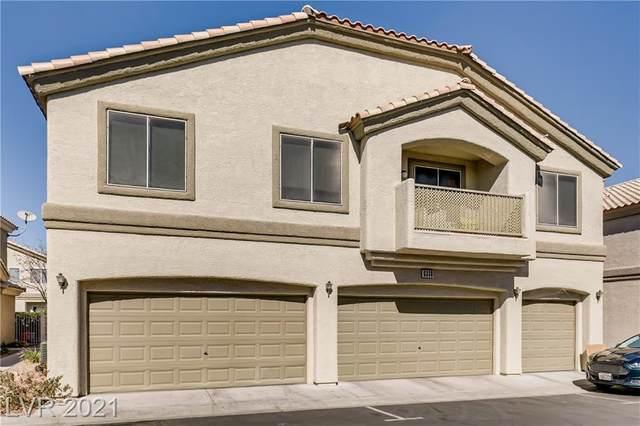 6330 Dan Blocker Avenue #102, Henderson, NV 89011 (MLS #2272445) :: Custom Fit Real Estate Group