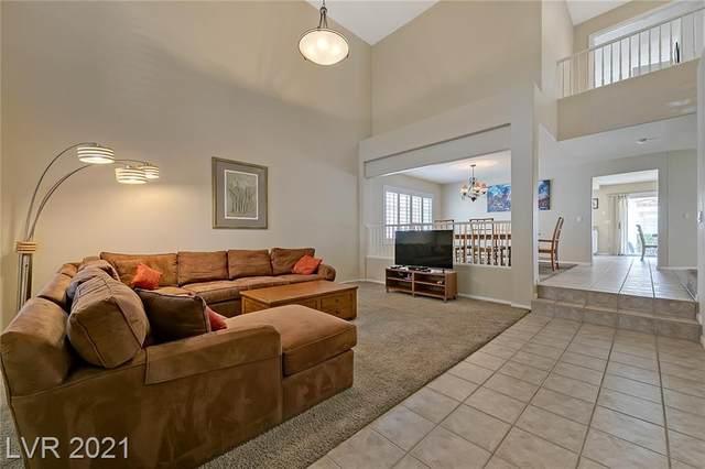 483 Fiddlehead Avenue, Las Vegas, NV 89183 (MLS #2272451) :: Jeffrey Sabel