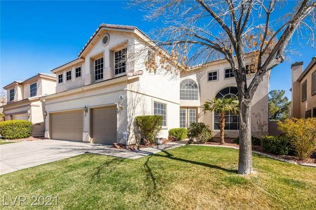 336 Glistening Cloud Drive, Henderson, NV 89012 (MLS #2272454) :: Billy OKeefe   Berkshire Hathaway HomeServices