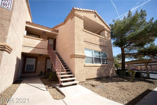 1150 Buffalo Drive #2091, Las Vegas, NV 89128 (MLS #2272481) :: ERA Brokers Consolidated / Sherman Group