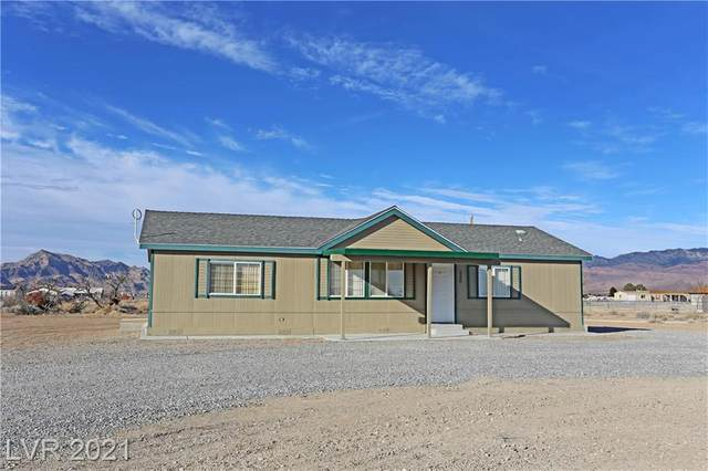 3200 Donner Street, Pahrump, NV 89048 (MLS #2272508) :: Billy OKeefe | Berkshire Hathaway HomeServices