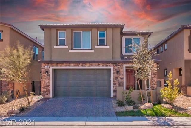 4507 Creekside Cavern Avenue, North Las Vegas, NV 89084 (MLS #2272510) :: Jack Greenberg Group