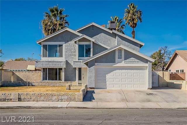4315 Honeycomb Drive, Las Vegas, NV 89147 (MLS #2272514) :: Hebert Group | Realty One Group