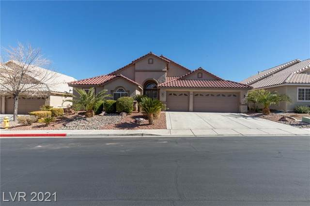 2380 Goldfire Circle, Henderson, NV 89052 (MLS #2272521) :: The Perna Group