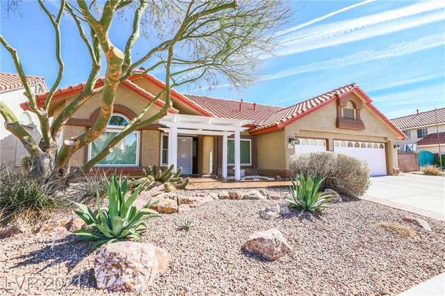 804 Vantage Lane, Las Vegas, NV 89145 (MLS #2272545) :: Signature Real Estate Group