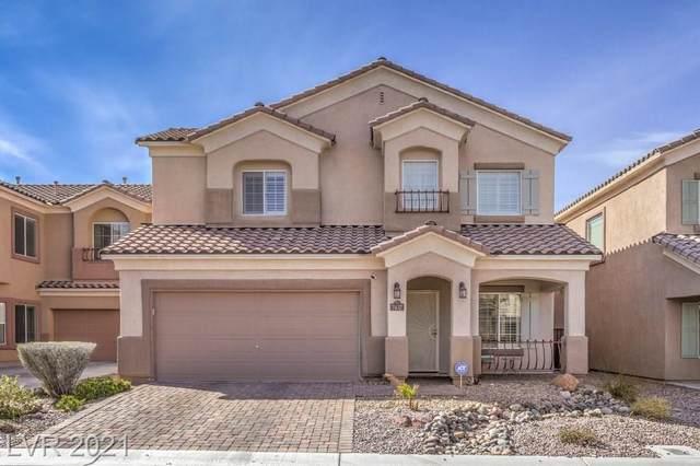 7637 Lani Dawn Street, Las Vegas, NV 89149 (MLS #2272558) :: Signature Real Estate Group