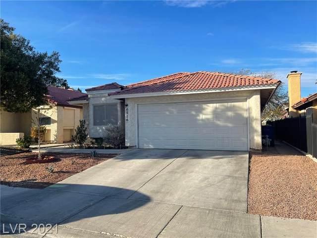 6516 Deadwood Road, Las Vegas, NV 89108 (MLS #2272563) :: Billy OKeefe | Berkshire Hathaway HomeServices