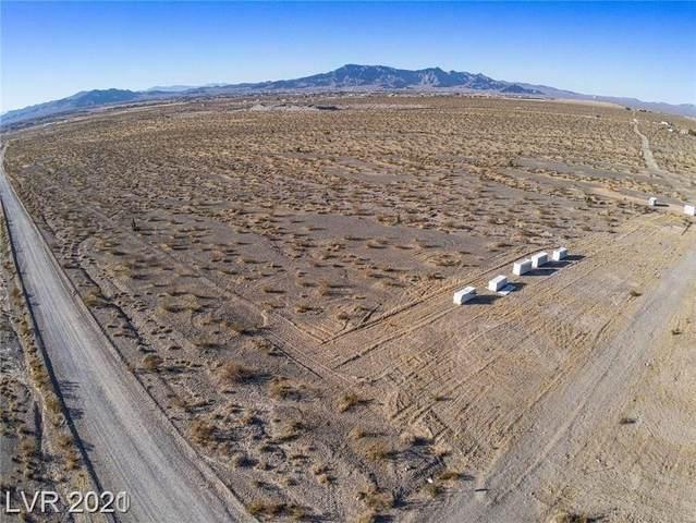 2210 E Grieco Way, Pahrump, NV 89060 (MLS #2272564) :: Signature Real Estate Group