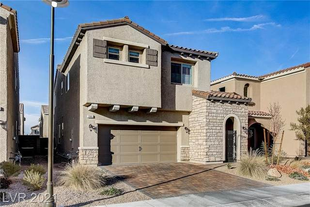 286 Cullerton Street, Las Vegas, NV 89148 (MLS #2272570) :: Vestuto Realty Group