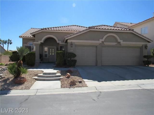 9553 Gainey Ranch Avenue, Las Vegas, NV 89147 (MLS #2272577) :: Jeffrey Sabel