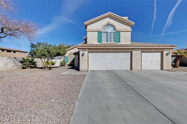 424 Antonello Way, Las Vegas, NV 89123 (MLS #2272580) :: ERA Brokers Consolidated / Sherman Group
