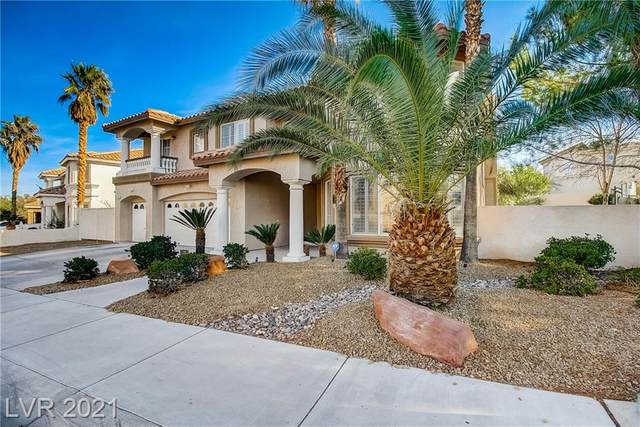 8753 Gilmore Avenue, Las Vegas, NV 89129 (MLS #2272590) :: Custom Fit Real Estate Group