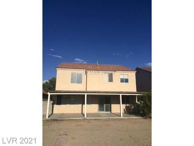 5503 Aleman Drive, Las Vegas, NV 89113 (MLS #2272596) :: Signature Real Estate Group