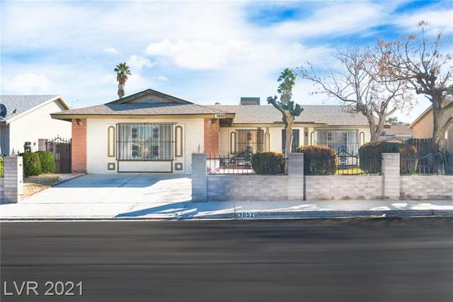 3652 Briarcliff Road, Las Vegas, NV 89115 (MLS #2272607) :: Jeffrey Sabel