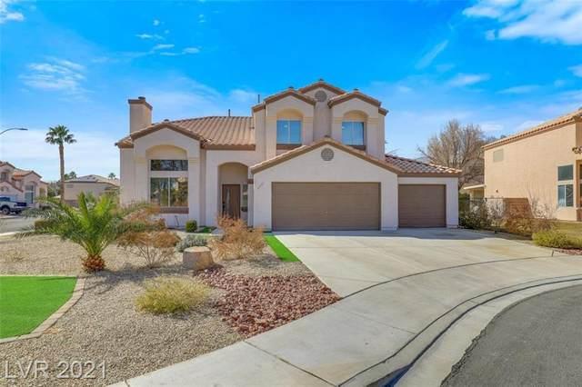 4701 New Dawn Court, Las Vegas, NV 89130 (MLS #2272608) :: Custom Fit Real Estate Group