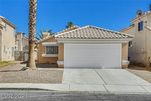 2240 Seahurst Drive, Las Vegas, NV 89142 (MLS #2272615) :: Jeffrey Sabel