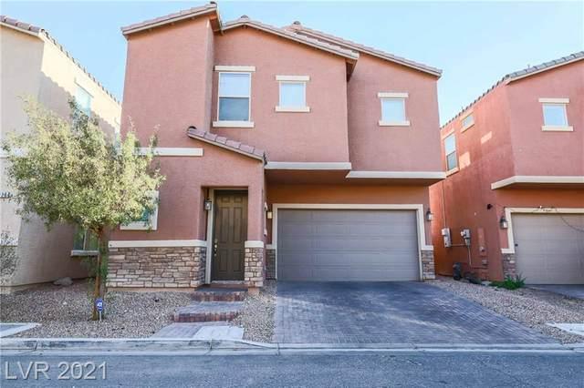4125 Walnut Star Lane, Las Vegas, NV 89115 (MLS #2272639) :: Jeffrey Sabel