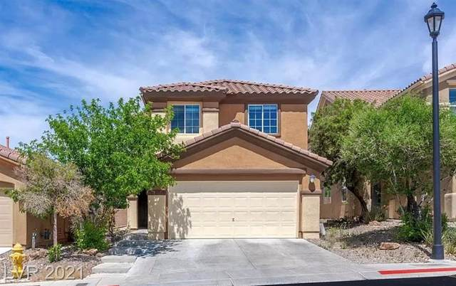 544 Redruth Drive, Las Vegas, NV 89178 (MLS #2272674) :: ERA Brokers Consolidated / Sherman Group