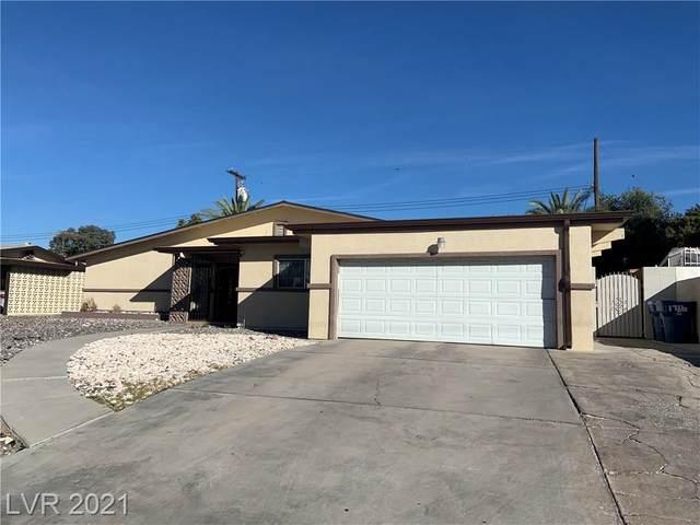 1716 Silver Mesa Way, Las Vegas, NV 89169 (MLS #2272676) :: Signature Real Estate Group