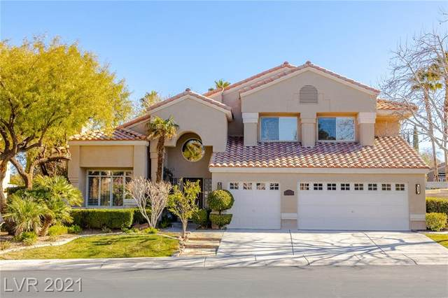 2224 Barchetta Drive, Las Vegas, NV 89134 (MLS #2272677) :: Lindstrom Radcliffe Group