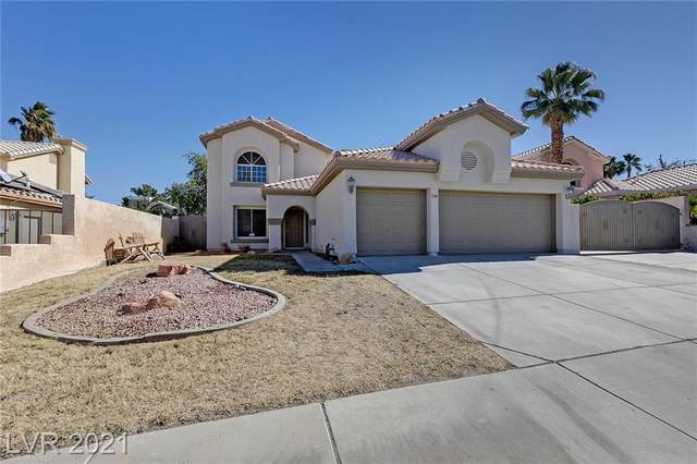 1024 Cutter Street, Henderson, NV 89011 (MLS #2272694) :: Jeffrey Sabel
