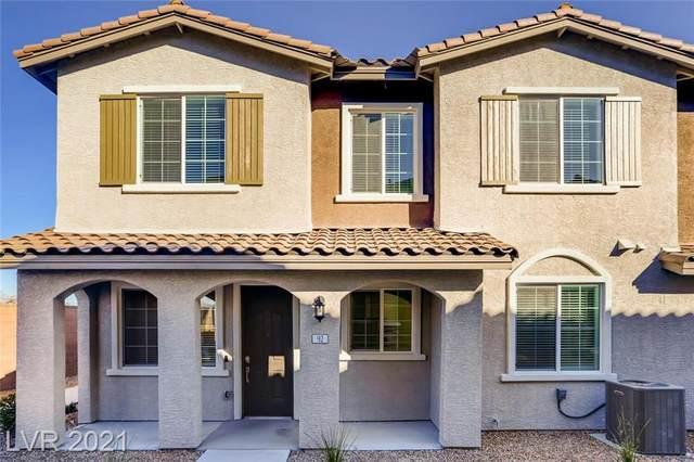 20 Barbara Lane #92, Las Vegas, NV 89183 (MLS #2272697) :: Signature Real Estate Group