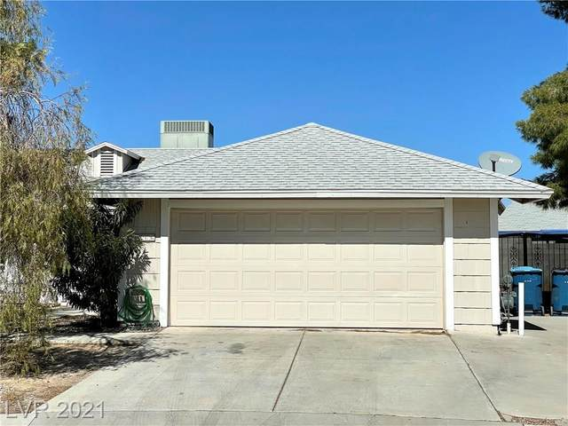 6016 Carmel Way, Las Vegas, NV 89108 (MLS #2272699) :: Jeffrey Sabel