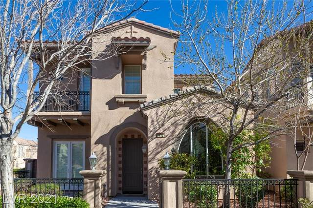 11353 Corsica Mist Avenue, Las Vegas, NV 89135 (MLS #2272701) :: Lindstrom Radcliffe Group