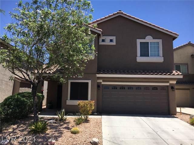 9384 Pinarello Street, Las Vegas, NV 89178 (MLS #2272725) :: Jeffrey Sabel