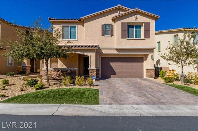 12225 Old Muirfield Street, Las Vegas, NV 89141 (MLS #2272732) :: Jeffrey Sabel