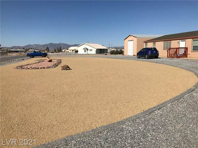 320 Ember Street, Pahrump, NV 89048 (MLS #2272744) :: Lindstrom Radcliffe Group