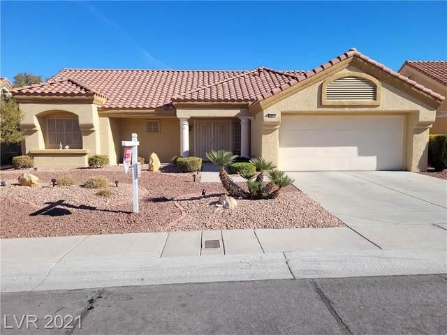 2808 Billy Casper Drive, Las Vegas, NV 89134 (MLS #2272760) :: Jeffrey Sabel