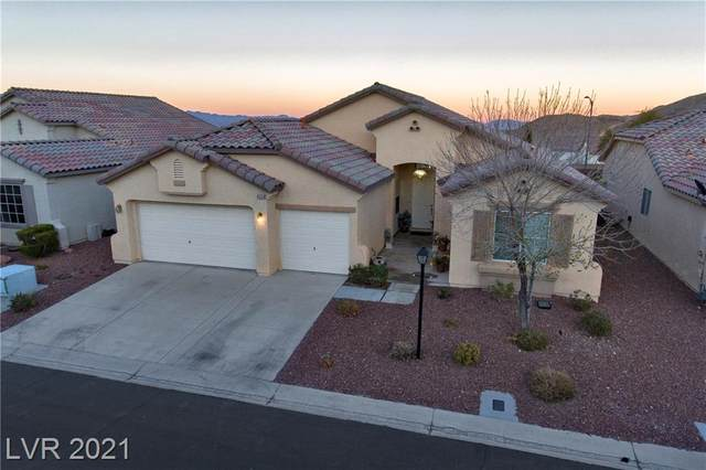 4604 Harvest Night Street, Las Vegas, NV 89129 (MLS #2272766) :: Custom Fit Real Estate Group