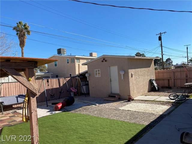 500 Princeton Street, Las Vegas, NV 89107 (MLS #2272769) :: Hebert Group | Realty One Group