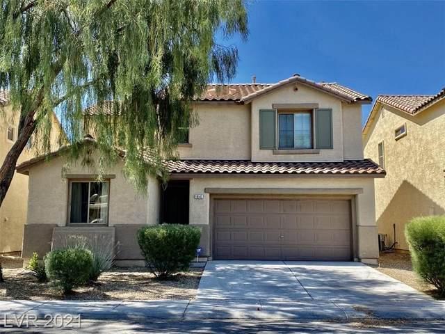 1841 Arrow Stone Court, North Las Vegas, NV 89031 (MLS #2272770) :: Signature Real Estate Group