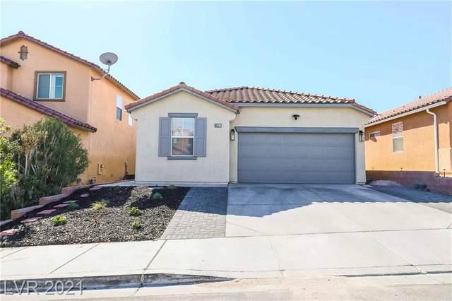 9117 Patrick Henry Avenue, Las Vegas, NV 89149 (MLS #2272773) :: Hebert Group | Realty One Group