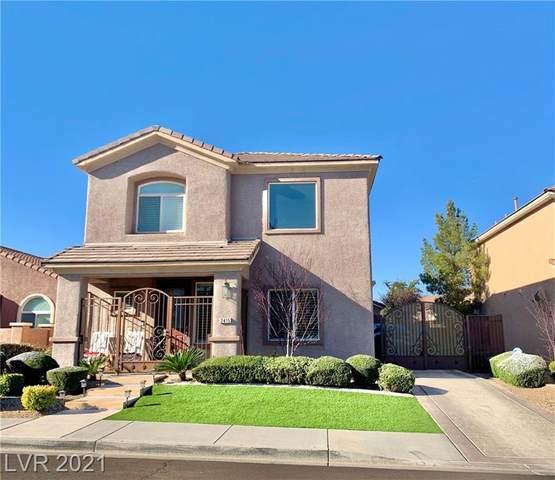 2415 Blackcraig Street, Henderson, NV 89044 (MLS #2272783) :: Custom Fit Real Estate Group