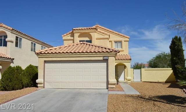 332 Gulfport Court, Las Vegas, NV 89145 (MLS #2272805) :: Signature Real Estate Group