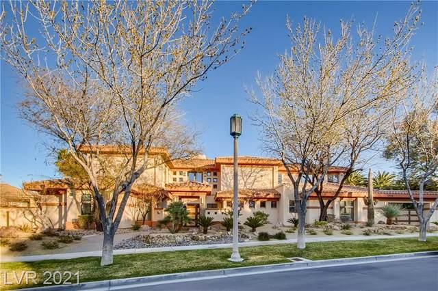 1504 Champion Hills Lane, Las Vegas, NV 89134 (MLS #2272808) :: Galindo Group Real Estate