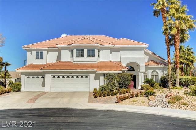 7778 Willow Cove Circle, Las Vegas, NV 89129 (MLS #2272813) :: Billy OKeefe | Berkshire Hathaway HomeServices