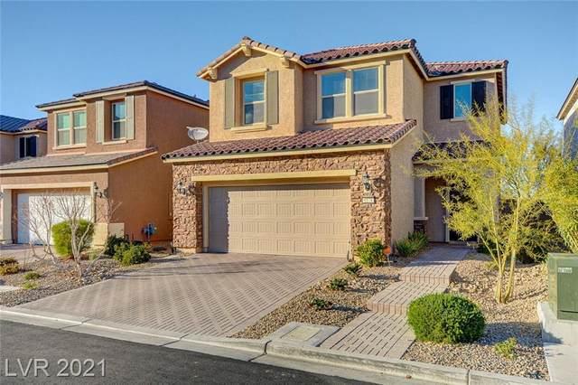 9578 Belmont Bay Avenue, Las Vegas, NV 89148 (MLS #2272816) :: Jeffrey Sabel