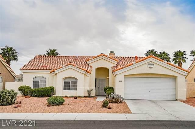 8305 Divernon Avenue, Las Vegas, NV 89149 (MLS #2272831) :: Signature Real Estate Group