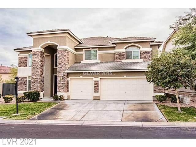 8901 Glenistar Gate Avenue, Las Vegas, NV 89143 (MLS #2272832) :: The Shear Team