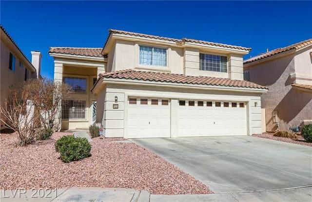 820 Brunellos Avenue, Las Vegas, NV 89123 (MLS #2272868) :: Billy OKeefe   Berkshire Hathaway HomeServices