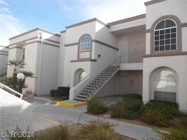 3150 Soft Breezes Drive #1046, Las Vegas, NV 89128 (MLS #2272874) :: Signature Real Estate Group