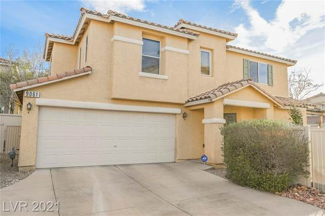 9061 Starling Wing Place, Las Vegas, NV 89143 (MLS #2272877) :: Signature Real Estate Group