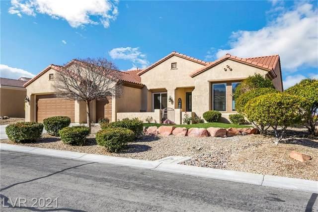 2123 Clearwater Lake Drive, Henderson, NV 89044 (MLS #2272901) :: Custom Fit Real Estate Group