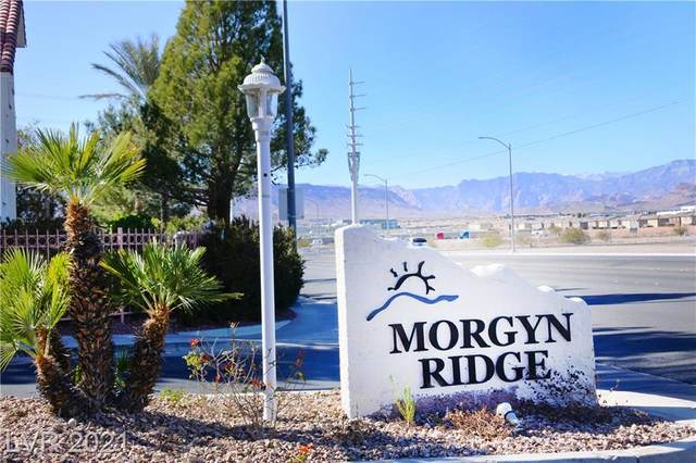 8555 Russell Road #1078, Las Vegas, NV 89113 (MLS #2272927) :: Jeffrey Sabel